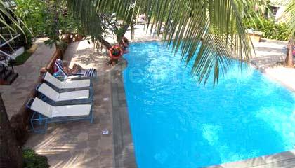 Hotel Aldeia Santa Rita Candolim Beach Goa