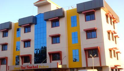 Hotel Sai Snehal Palace