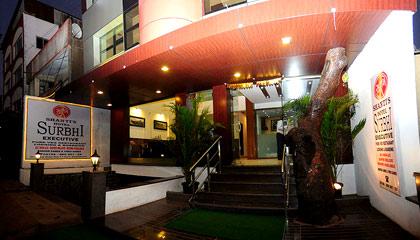 Shanti's Hotel Surbhi