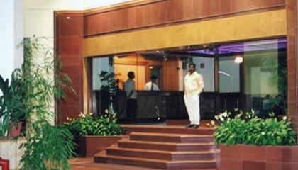 Hotel Maharaja Residency