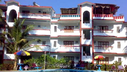 Hotel Mello Rosa Resort
