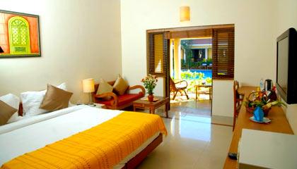 Guest Room Exterior