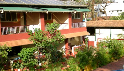 Shreyas Hotel